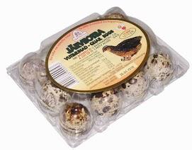 JÄRVEOTSA Viiriäisen munat 12 kpl