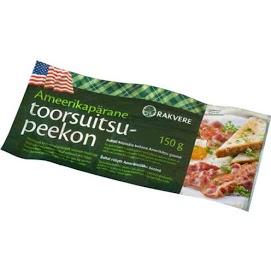 RAKVERE American bacon 150 g