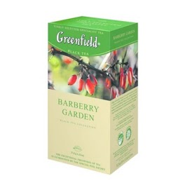 GREENFIELD Musta tee happomarijat 25 x 1