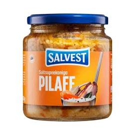 SALVEST Pilahvi pekonilla 530 g