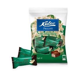 KALEV Cashew-pähkinä praliinikarkki 175 g