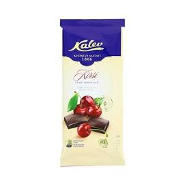 KALEV Tumma suklaa kirsikka 100 g