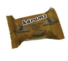 KÄRUMS Suklaa rahkapatukka 45 g