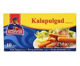 ESVA Kalapuikot 250 g