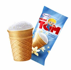 PREMIA Vaniljajäätelö Tom 65 g