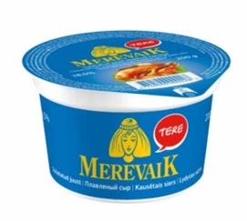 MEREVAIK Sulatejuusto kana 18 % 200 g