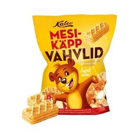 KALEV MesiKäpp vaniljavohveli 250 g