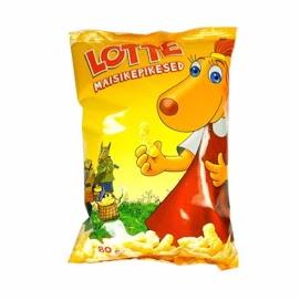 LOTTE Makeat maissipuikot 80 g