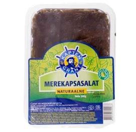 KAPTEN GRANT Merileväsalaatti 500 g