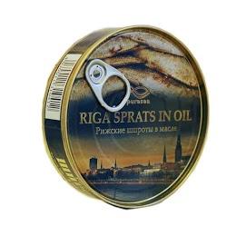 PURESEA Savukilohaili öljyssä 160 g