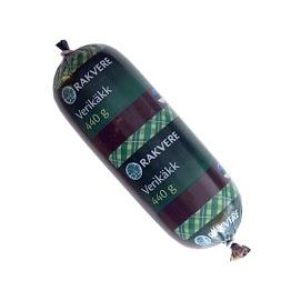 RAKVERE Mustamakkara 440 g