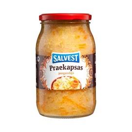 SALVEST Paistohapankaali porkkanalla 900 g