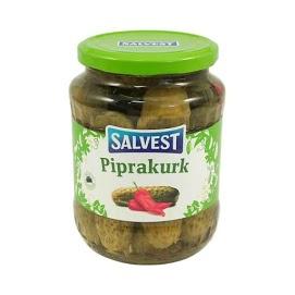 SALVEST Pippurikurkku 675 g