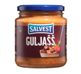 SALVEST Guljash 530 g
