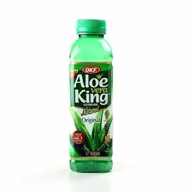 OKF Aloe Vera juoma 500 ml