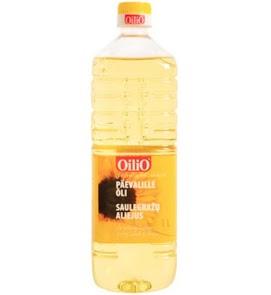 OILIO Auringonkukkaöljy 1 L