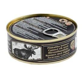 LINNAMÄE Hirvenliha omassa liemessä 240 g