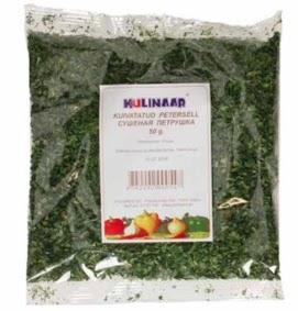 POLIMPEX Kuivattu persilja 50 g