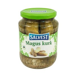 SALVEST Makea kurkku 675 g