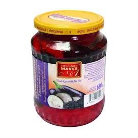 STEINHAUER Munakoiso-luumusalaatti tomaattikastikkeessa 680 g