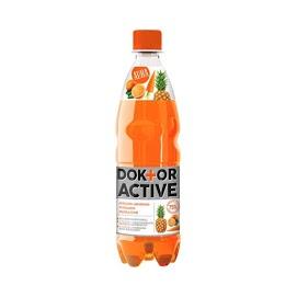 AURA DR. Active appelsiini-ananas-porkkana juoma 500 ml