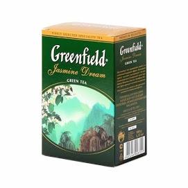 GREENFIELD Jasmiini Dream vihreä tee 25 x 2 g