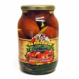NA POSOSHOK Tomaatti ilman etikka 900 ml