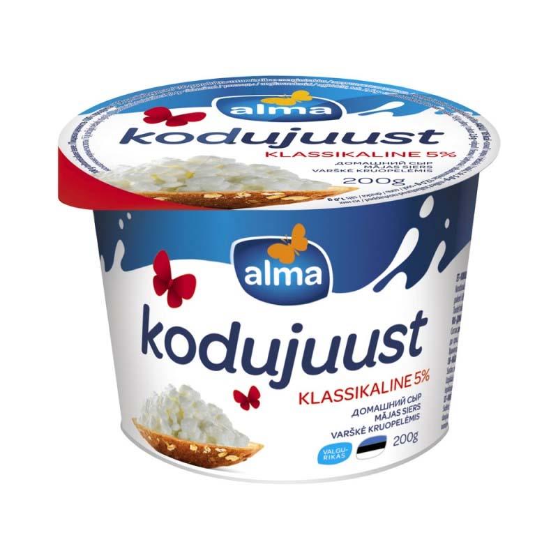 ALMA Raejuusto 5 % 200 g