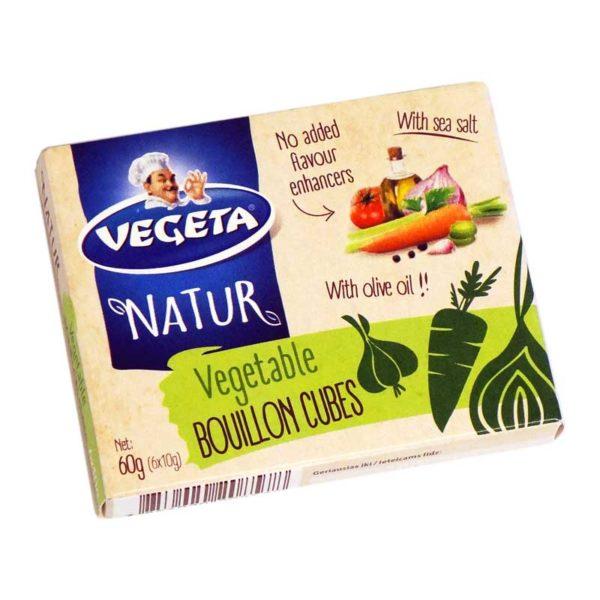 VEGETA Kasvisliemikuutio 60 g