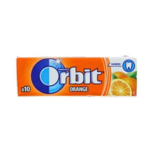 ORBIT Purukumi oranssi 14 g