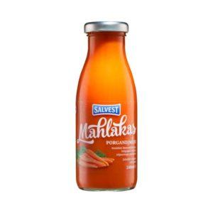SALVEST Porkkanamehu 240 ml