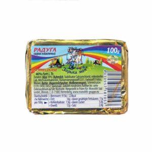 ZORKA MOJA Sulatejuusto Raduga 40 % 100 g