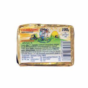 ZORKA MOJA Sulatejuusto 60 % 100 g