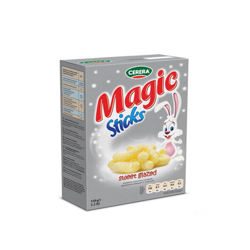 CERERA Makeat maissipuikot 150 g