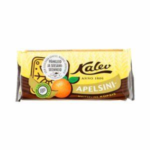 KALEV Appelsiininmakuiset keksi 163 g