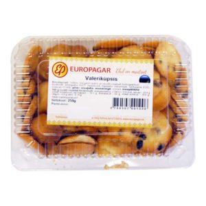 EUROPAGAR Keksi Valeri 250 g