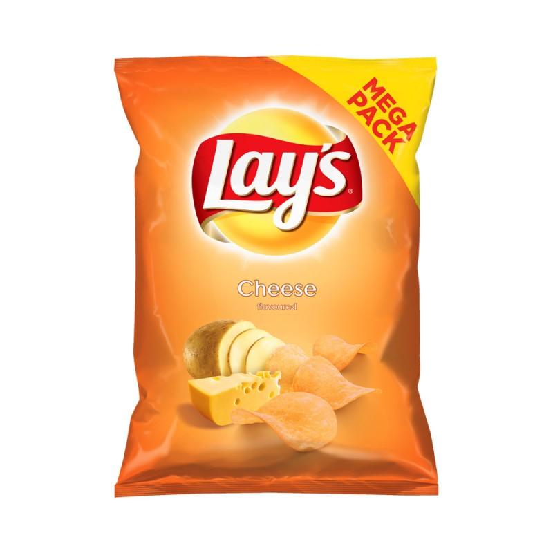 LAY'S Perunasipsit juusto 215 g