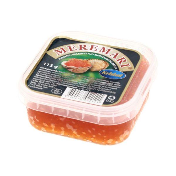 KRISKAL Keinotekoinen punakaviaari 113 g