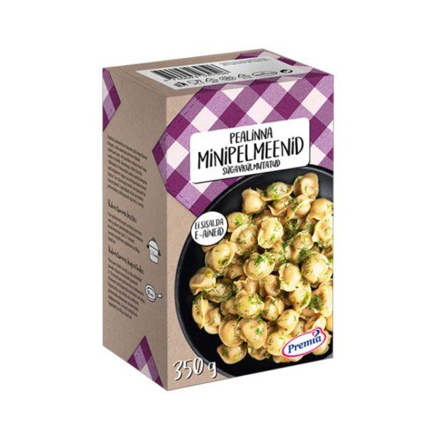 PREMIA Minipelmenit 350 g
