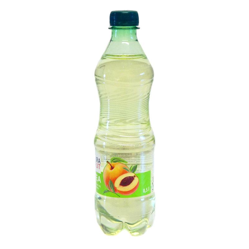 AURA Persikka-vihreä tee 500 ml