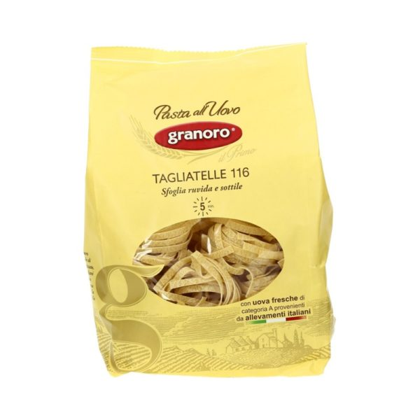 GRANORO Pasta Tagliatelle n. 116 500 g
