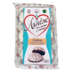 LANESCH Vaniljasefiiri 130 g