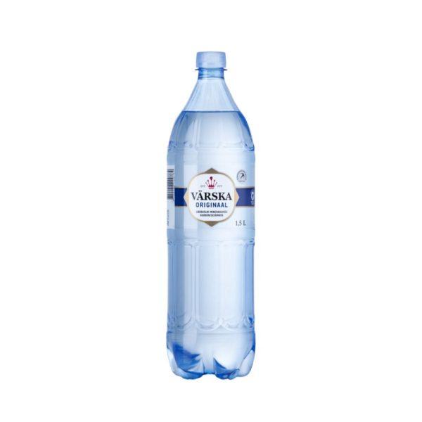 VÄRSKA Kivennäisvesi 1