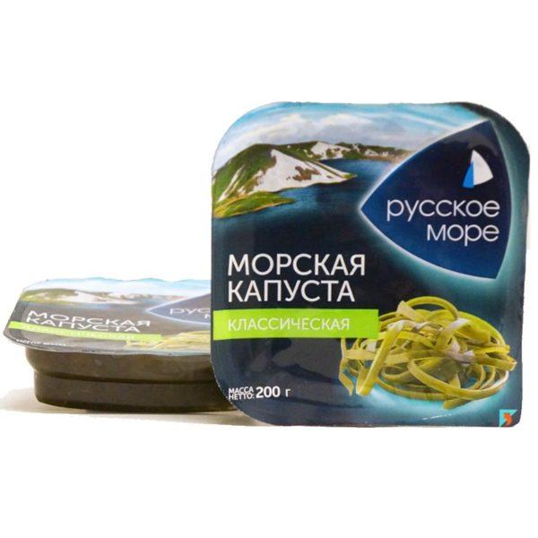 RUSSKOE MORE Merileväsalaatti 200 g