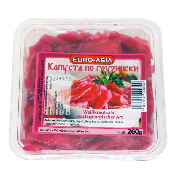 EURO-ASIA Kaali pippurilla 260 g