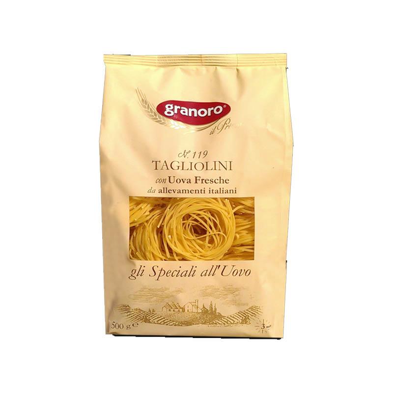 GRANORO Pasta Tagliolini n. 119 500 g