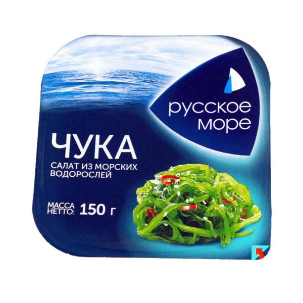 RUSSKOE MORE Merileväsalaatti 150 g