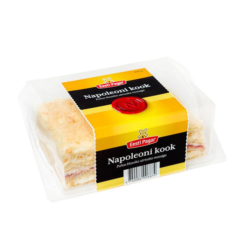 EESTI PAGAR Napoleon-kakku 400 g