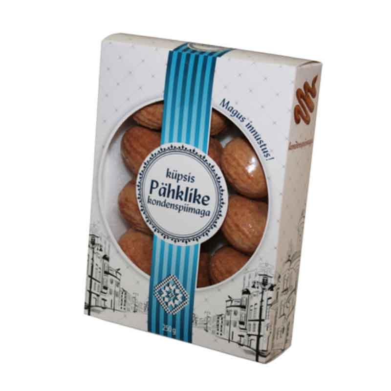 PRALINEE Keksi Pähkinät 250 g