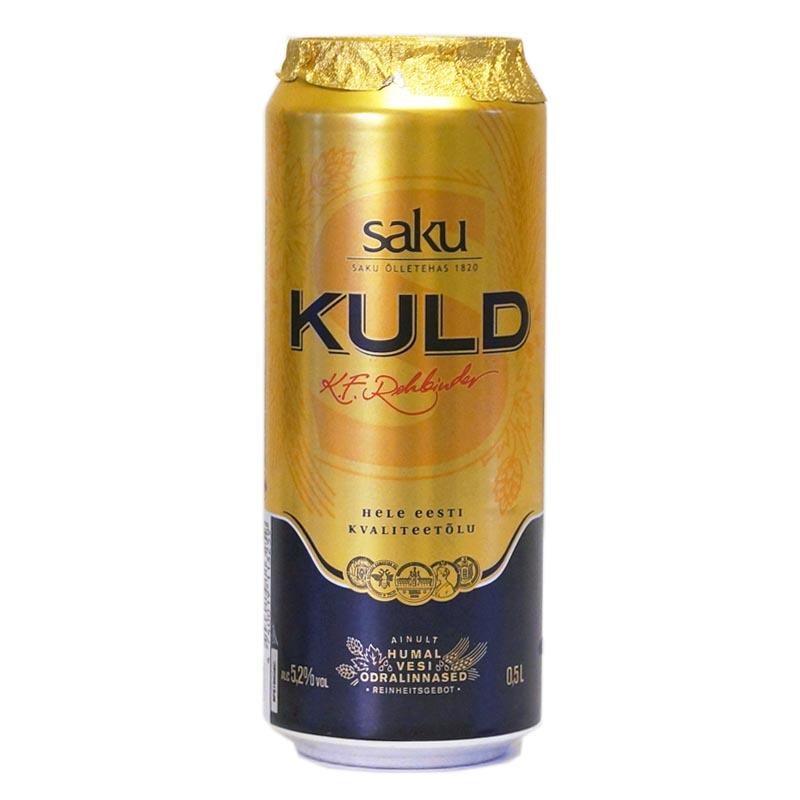 SAKU Kuld olut 5